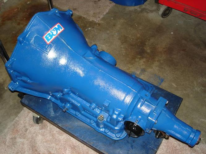 Rebuilt Heavy Duty 700r4 Automatic Transmission For