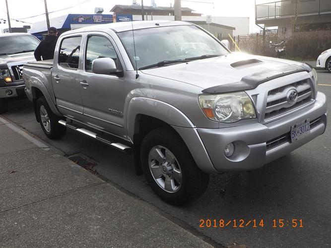 07 Toyota Tacoma trd off rd sport