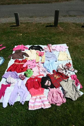 12 months to 24 months toddler girl clothing, pants, dresses, skirts, sweaters