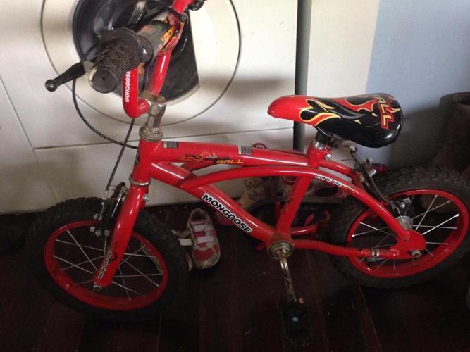 14: Mongoose bike
