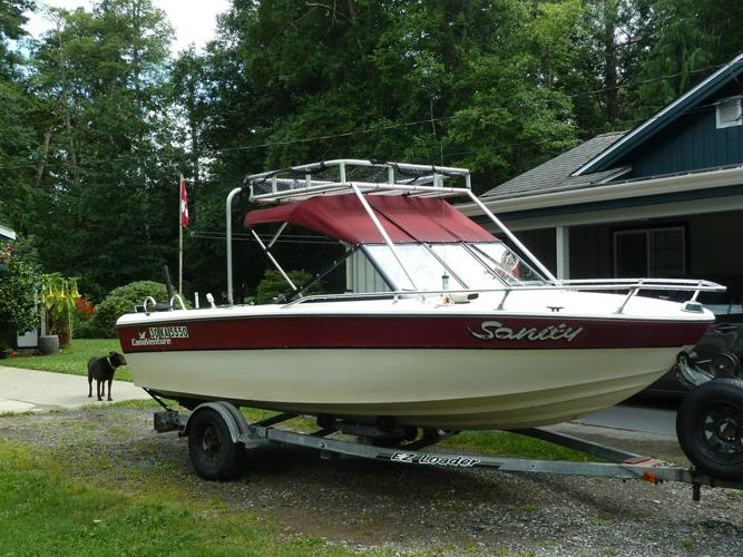 17.5 ft Canaventure Runabout Boat - NEW PRICE