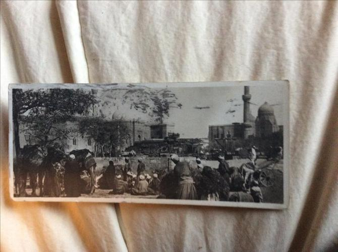 1915 postcard from Egypt