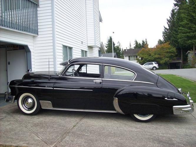 1950 chevrolet fleetline deluxe 2 door for sale in surrey for 1950 chevrolet 2 door