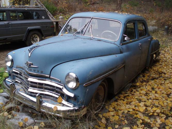 1950 Plymouth Seats : Plymouth special deluxe for sale in vernon british
