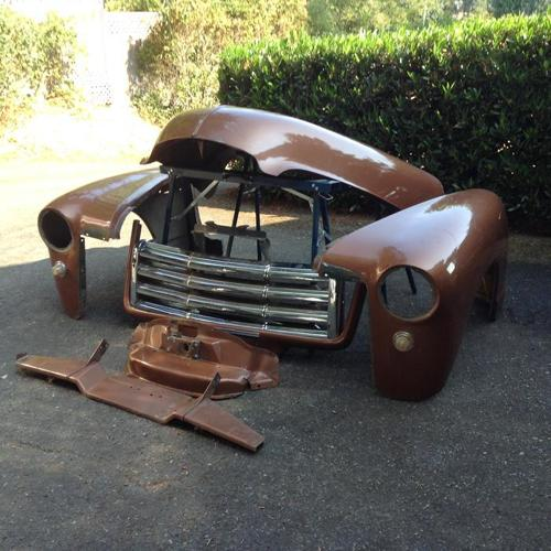 1952 GMC PICKUP FRONT END BODY PARTS