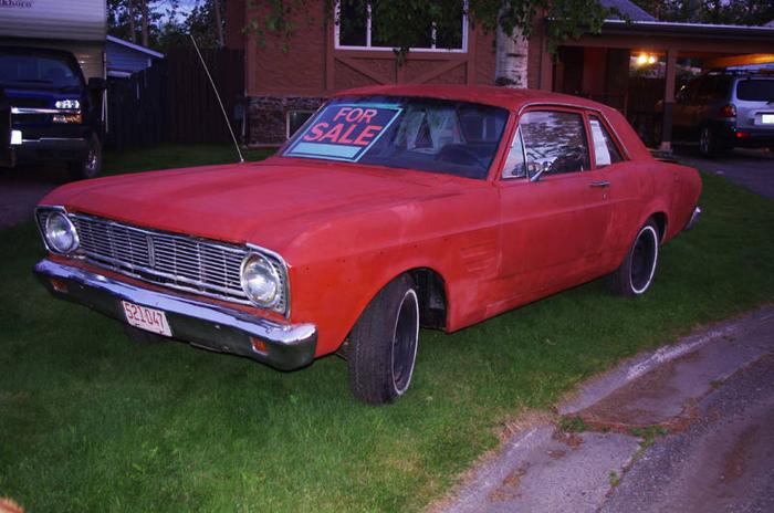 1967 Ford Falcon Coupe for sale in Prince George, British ...