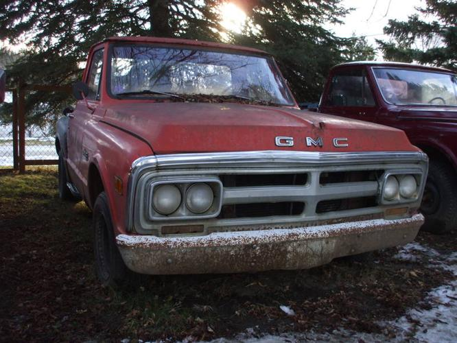 1970 gmc sierra 1500 pickup truck for sale in prince george british columbia british columbia ads. Black Bedroom Furniture Sets. Home Design Ideas