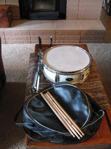1970's Raven Snare Drum Japanese Made