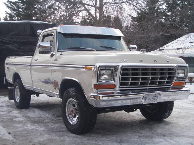 1978 ford f 150 explorer pickup truck for sale in kelowna british columbia british columbia ads. Black Bedroom Furniture Sets. Home Design Ideas