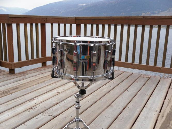 1979 Ludwig Coliseum Snare