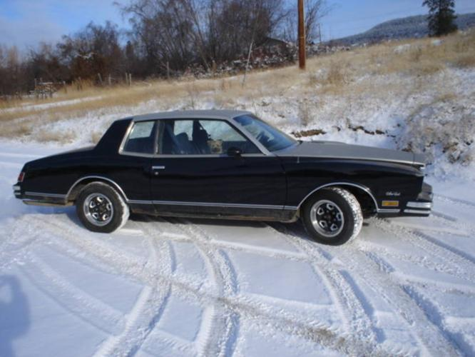 1980 chevrolet monte carlo turbo coupe coupe for sale in. Black Bedroom Furniture Sets. Home Design Ideas