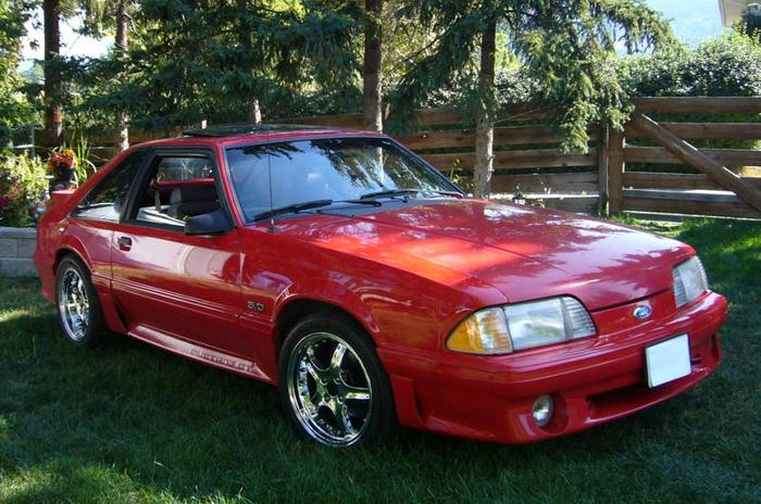 1990 Ford Mustang Cobra GT for sale in Vernon, British Columbia