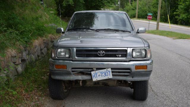 1993 Toyota 4x4 truck