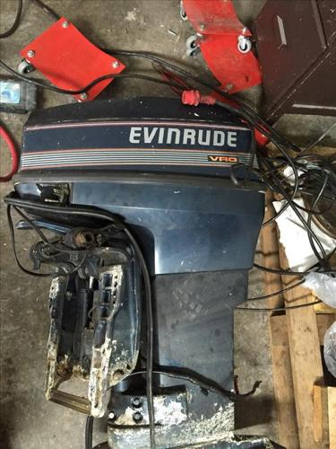 1994 Evinrude 50hp with power tilt and trim