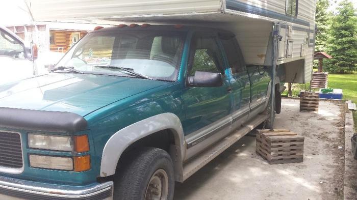 1995 GMC Sierra SL