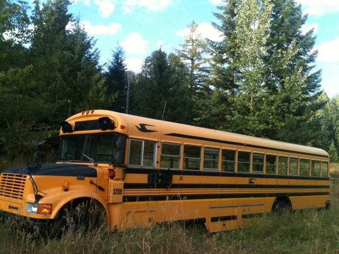 1996 School Bus