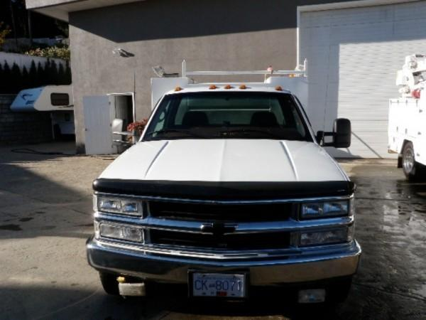 1997 Chevy 3500 C/K 4x4 welding rig For Sale