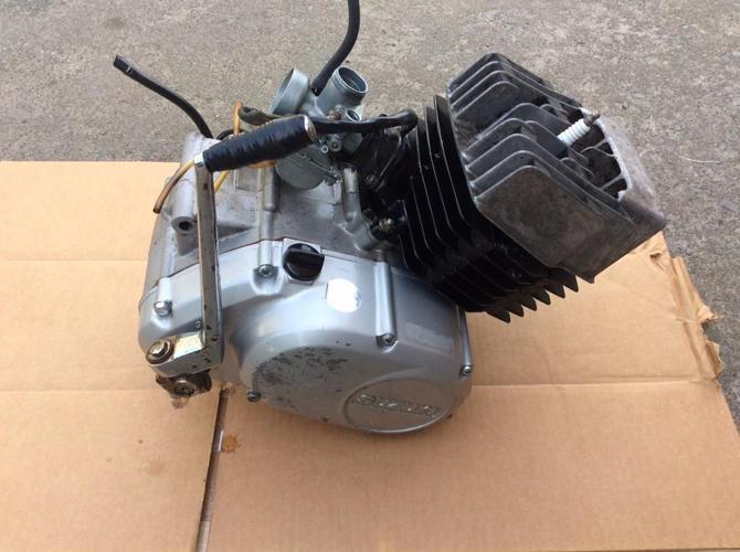2000 Suzuki Cougar 100cc 2-stroke oil injected/ go-kart engine