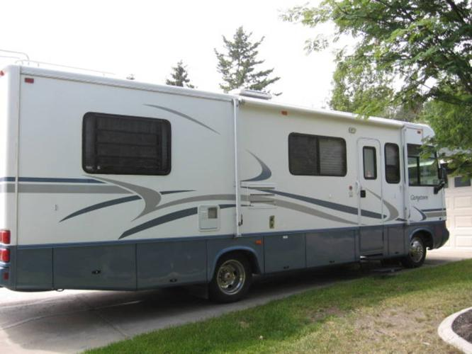 2001 Georgetown Motor Home Like New For Sale In