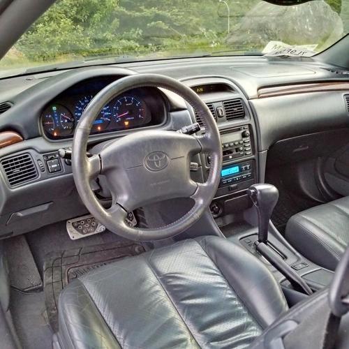 2001 Toyota Solara (Camry) V6 Leather