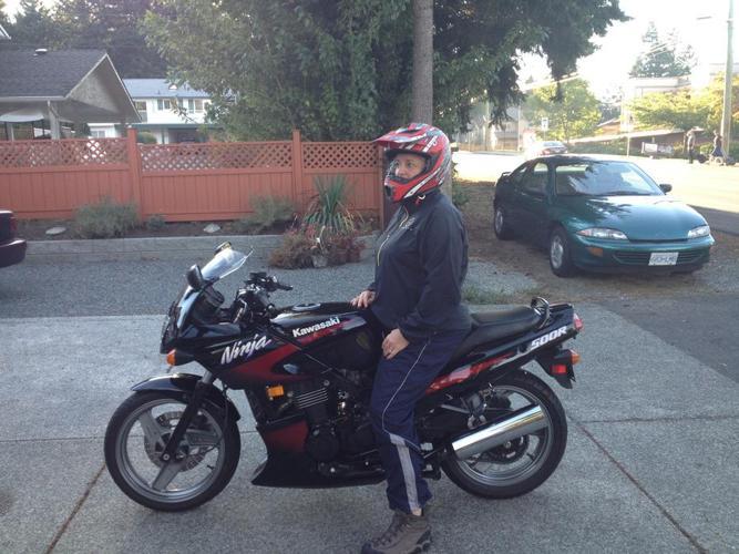 2002 Kawasaki Ninja 500R