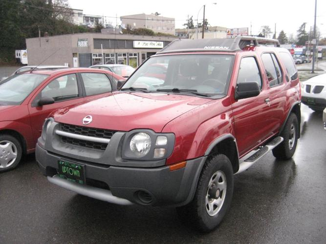 2003 Nissan Xterra 4x4 Auto Trans. NO ACCIDENTS