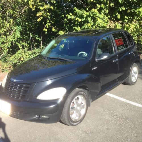2003 PT CRUISER LTD EDITION