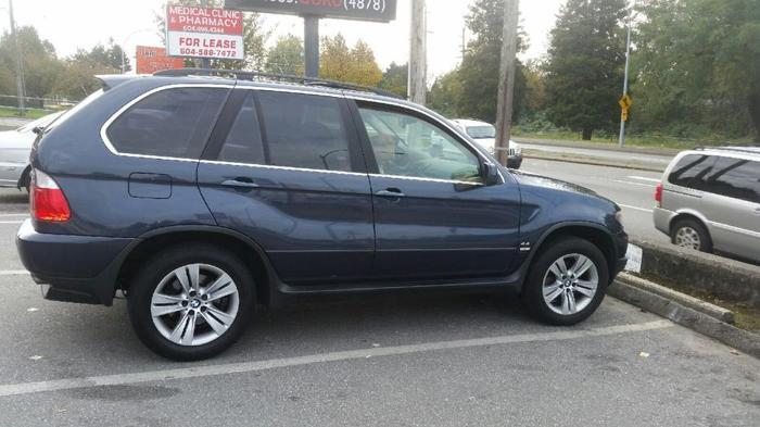 2004 BMW X5 V8 - fully loaded $5000
