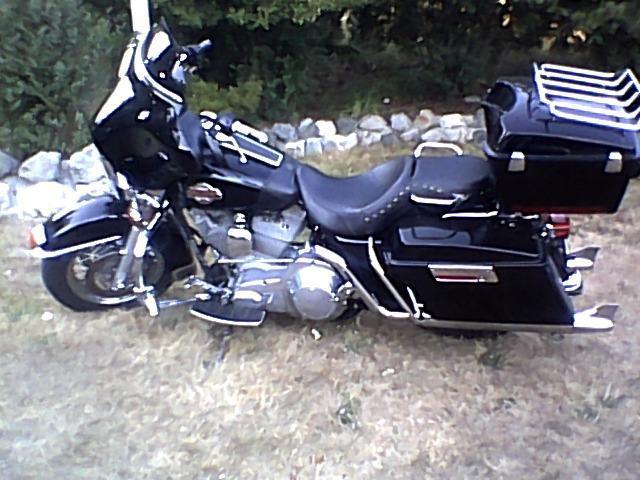 2004 flht harley davidson decker