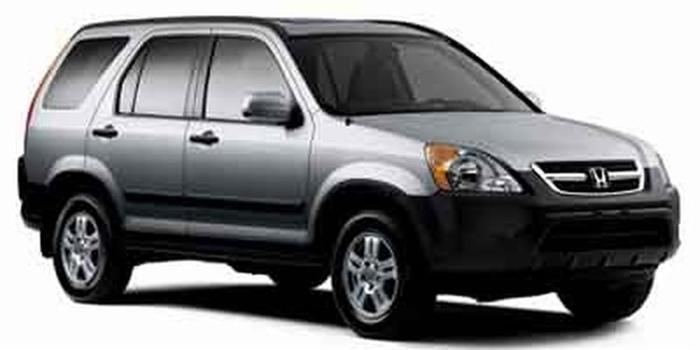 2004 Honda CR-V EX-L
