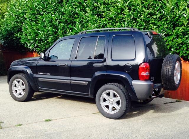 2004 Jeep Liberty Rocky Mountain Edition