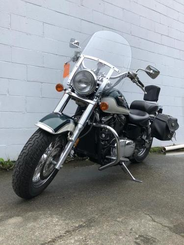 2004 Kawasaki Vulcan Classic