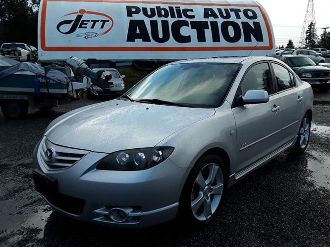 2004 MAZDA 3 unit selling online and on site!