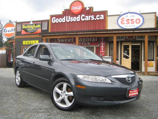 2004 Mazda 6 - Drives Great, Looks Great and is a Great Value!