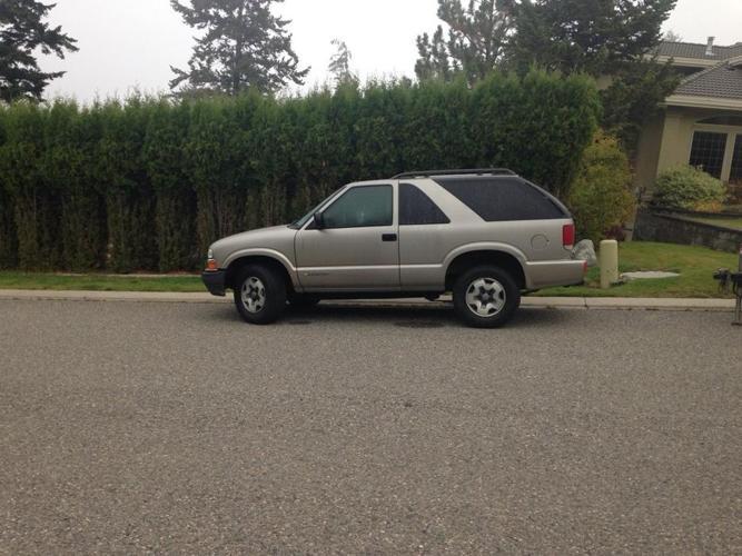2005 Chevy Blazer 4x4, V6