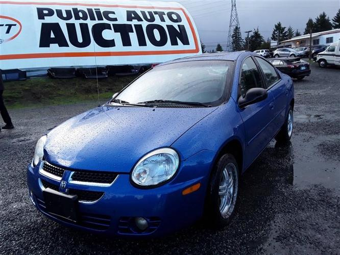 2005 DODGE NEON unit selling online and on site!