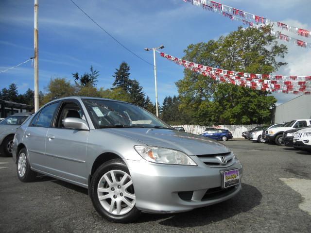 2005 Honda Civic DX-G