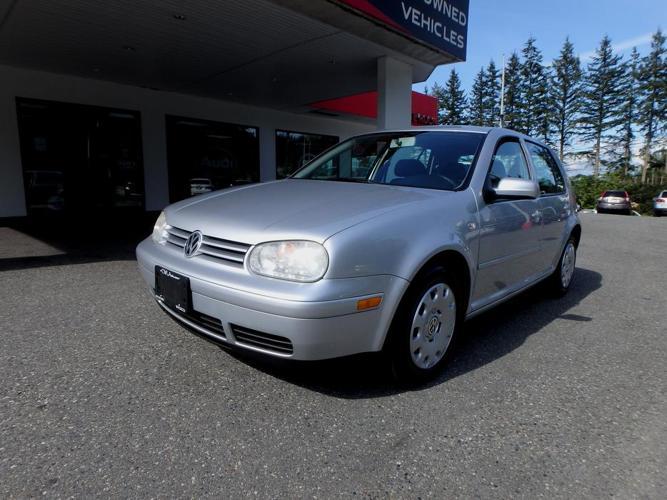 2005 Volkswagen Golf GL - New Tires