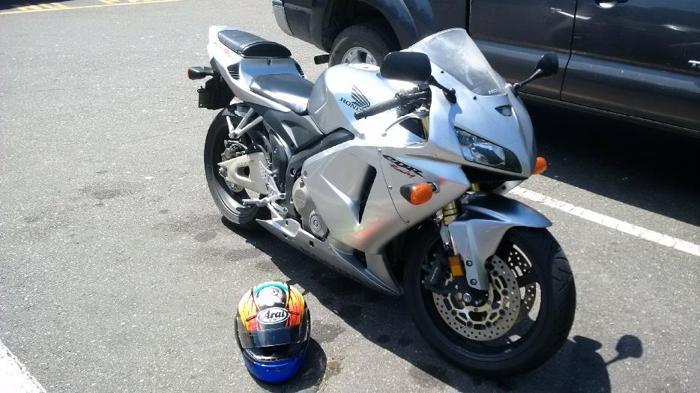 2006 CBR 600RR