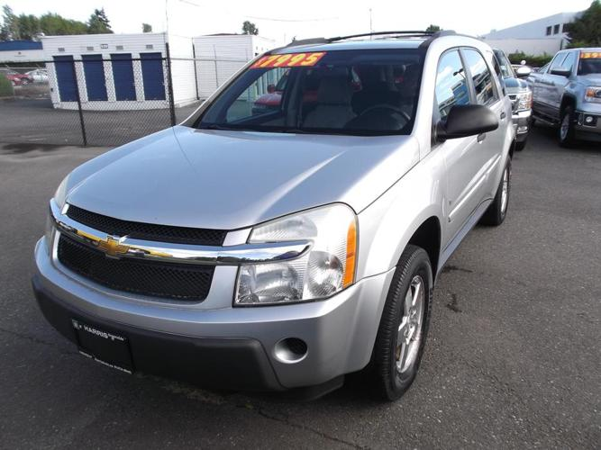 2006 CHEVROLET EQUINOX AWD FOR SALE