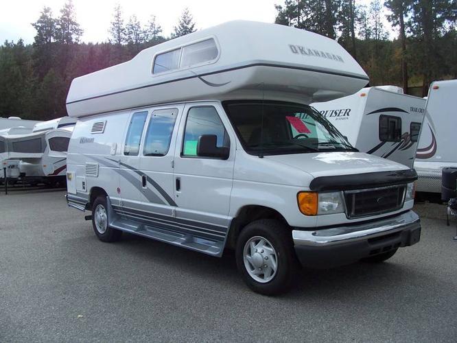 2006 Okanagan VC3 Class B Van Conversion