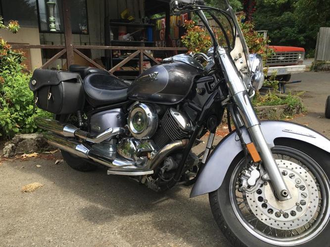 2006 yamaha 1100cc