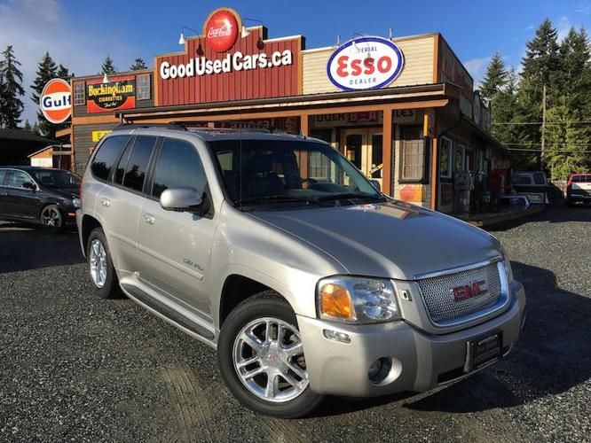 2007 GMC Envoy Denali - Fully Loaded Luxury SUV - Legendary 5.3L V8