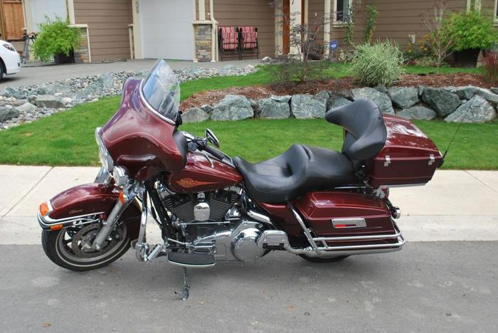 2008 Harley Electra Glide Classic