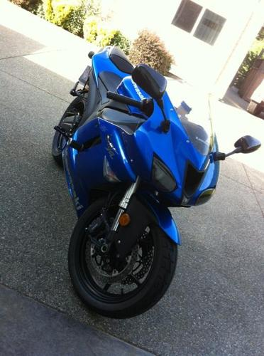2008 Kawasaki Ninja ZX-6R / Mint Bike / Like New / 11km