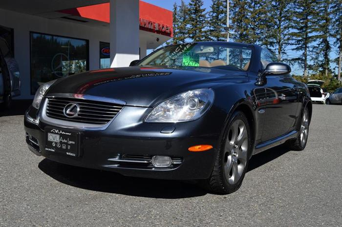 2008 Lexus SC 430 Pebble Beach Edition