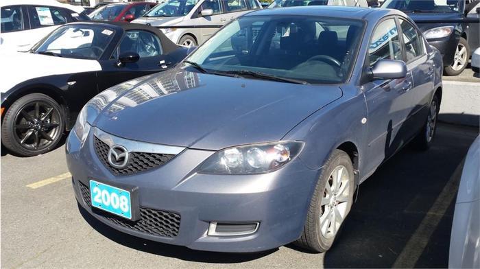 2008 Mazda Mazda3 GS