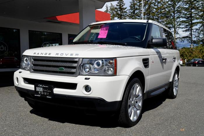 2009 Land Rover Range Rover Sport HSE - Only 51,389 Kms