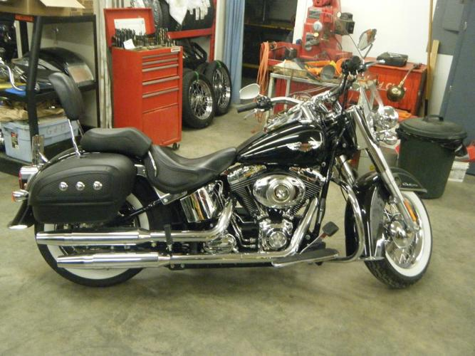 2010 Softtail Deluxe 14,000.00 OBO