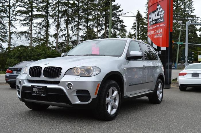2011 BMW X5 35i - New Tires